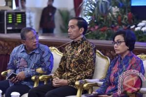 Presiden Jokowi Buka Rakernas Pelaporan Keuangan Pemerintah 2017