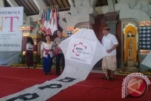 Utusan 31 Negara Peserta ICNT Kunjungi Subak Pulagan
