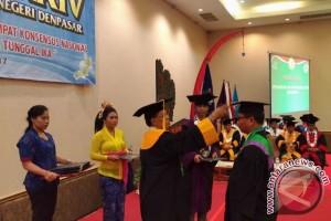 Rektor: IHDN Denpasar Wisuda 389 Orang