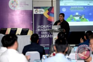 Pendaftaran Relawan Asian Games