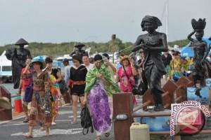 BPS: Wisatawan Tiongkok ke Bali Melonjak 57,63 Persen