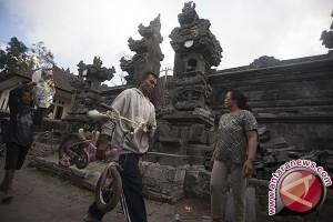 Korem Wirasatya Dirikan 20 Tenda Pengungsian Siaga Gunung Agung