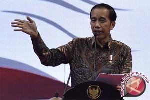 Presiden Jokowi Buka IBD Expo 2017