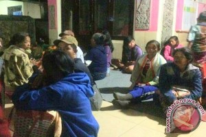 BNPB: 1.259 Warga Mengungsi Terkait Gunung Agung