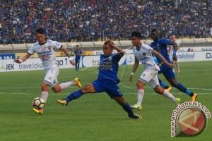 Bali United Tahan Imbang Persib Bandung 0-0