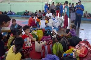 Masyarakat Mulai Mengungsi Antisipasi Erupsi Gunung Agung