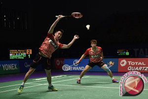 Marcus/Kevin Juara Turnamen Jepang Terbuka 2017