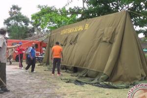 BPBD Bali Siapkan Rencana Hunian Sementara Pengungsi Agung