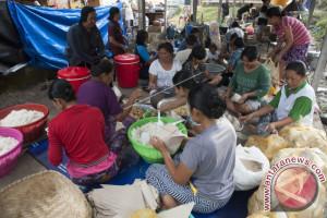 Wali Kota Denpasar Minta Sentralisasi Logistik Pengungsi