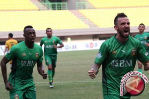 Perebutan Puncak Klasemen Liga 1 Pertemukan Bhayangkara dengan Bali United