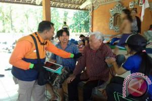BPBD Bali Kerahkan Tim Medis Keliling Lokasi Pengungsian