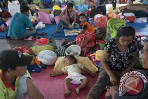Pemkot Denpasar Memfasilitasi Pengungsi Pulang Kampung
