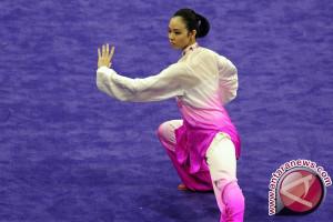 Lindswell Kwok Mempertahankan Gelar Juara Dunia Wushu