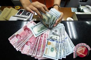 Rupiah Rabu Ditransaksikan Rp13.529 per Dolar AS