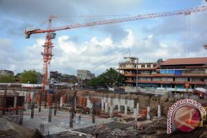 Wali kota dan Kejari Denpasar tinjau proyek pembangunan fisik