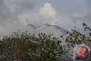 Status Gunung Agung Turun Setingkat Jadi Siaga