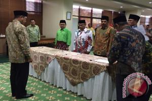 Menteri Agama Lantik Prof Sudiana Jadi Rektor IHDN