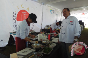 Lomba Sate Lilit Kreasi Nusa Dua Fiesta