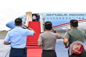Presiden Jokowi Kunjungan ke Tiga Lokasi dalam Sehari