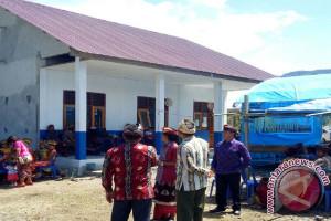 Dirjen Resmikan Pasraman Hindu Di Sulawesi Tengah