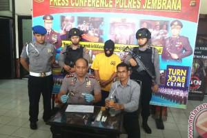 Polisi Tangkap Pengurus Truk Pecandu Narkoba