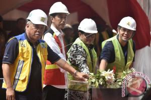 Presiden Membuka Percepatan Sertifikasi Pekerja Konstruksi 2017