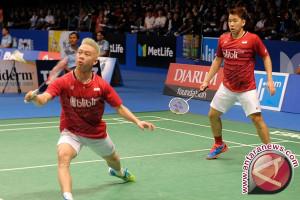 Marcus/Kevin Satu-Satunya Finalis Indonesia di Turnamen Denmark Terbuka