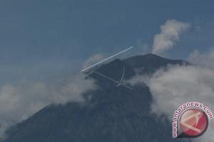 Aktivitas Gempa Gunung Agung Menurun