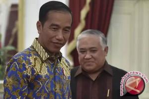 Presiden Jokowi Angkat Din Syamsuddin Utusan Khusus Keagamaan
