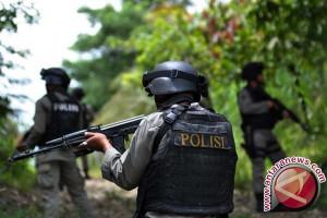 Empat Anggota Brimob Tertembak di Tembagapura-Papua