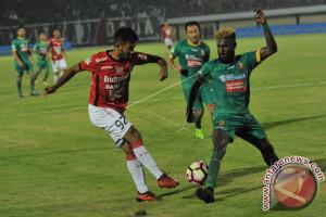Bali United Tundukkan Sriwijaya FC 3-2