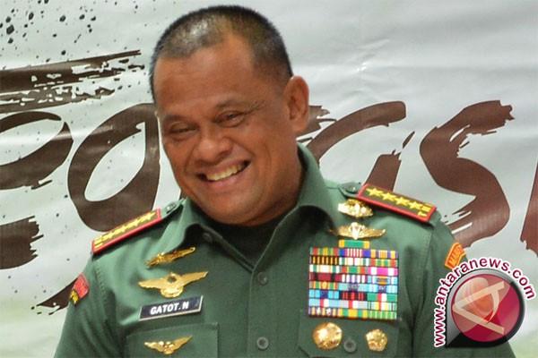 Panglima Mutasi 85 Perwira Tinggi TNI Jelang Pensiun