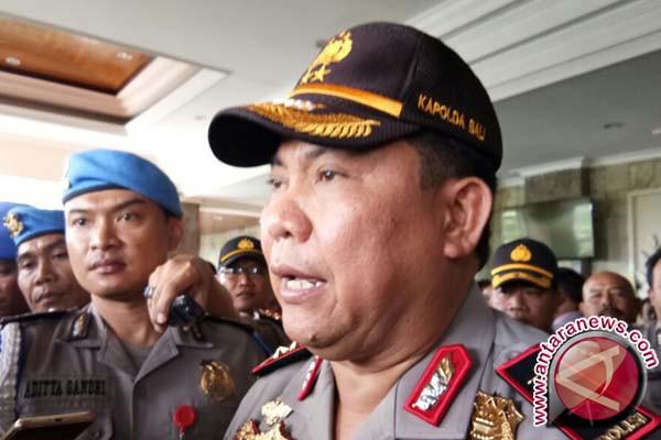 Polda Bali belum temukan potensi kerawanan pilkada