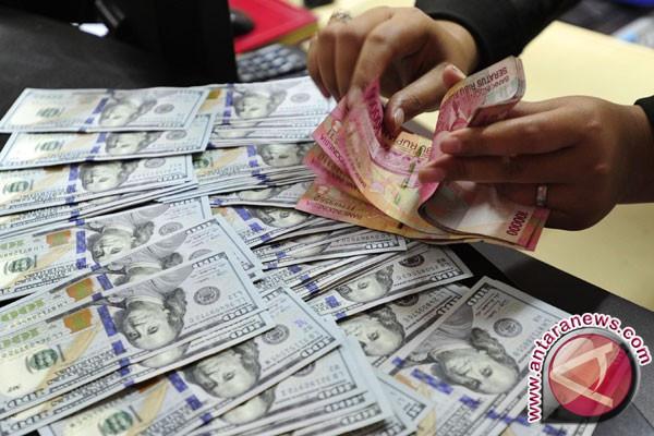 Rupiah Rabu Menguat ke Rp13.534 per Dolar AS