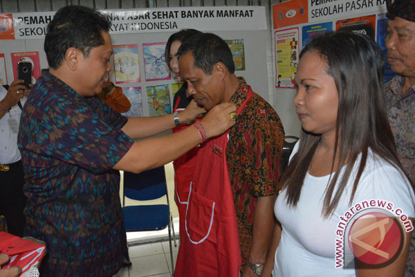 Disperindag Kota Denpasar Selenggarakan Sekolah Pasar