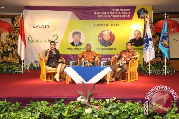 Undiksha Gelar Seminar Nasional Riset Inovatif