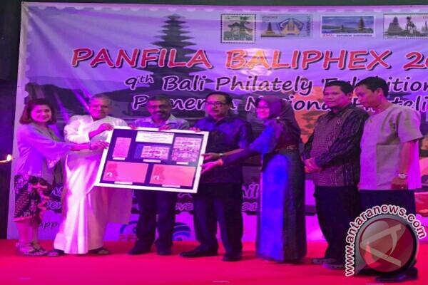 Konjen India Luncurkan Perangko Edisi Ramayana di Bali
