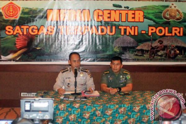 Kenaikan Pangkat Luar Biasa 58 Prajurit TNI