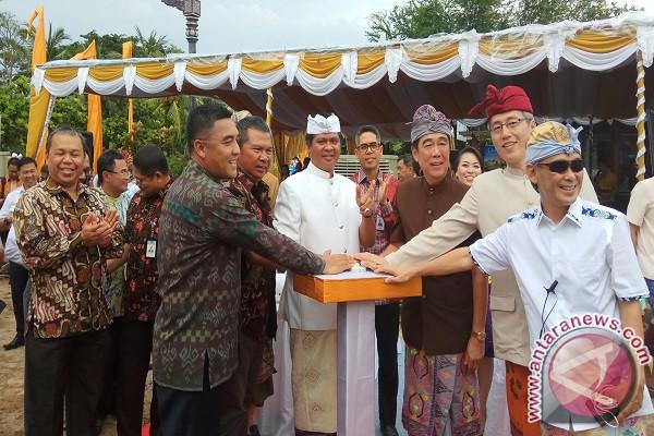 """Wagub Bali Resmikan Pembangunan """"Crea-The Nusa Dua Resor"""""""