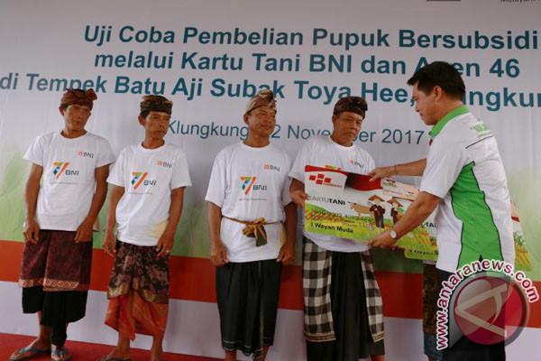 Pemkab Klungkung Terbitkan Kartu Tani Untuk Subsidi