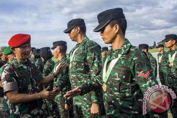 TNI AD Juara Umum AARM ke-27