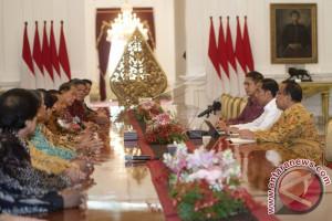 Presiden Jokowi Terima Pengurus Pusat PGPI