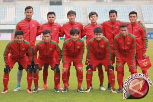 Timnas U-19 Indonesia Ditekuk Timnas Korsel 0-4