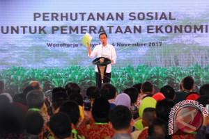 Presiden Kunjungan Kerja ke Madiun