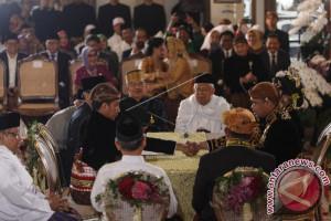 SBY Menghadiri Akad Nikah Putri Presiden Jokowi