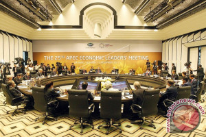 Jokowi Urges APEC Leaders to Carry Out Three Tasks
