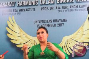 Bupati Tabanan Harapkan Antropolog Menjembatani Keberagaman Budaya