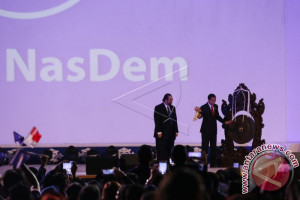 Nasdem Nominates Jokowi As Its Candidate For 2019 Presidential Race