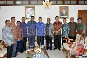 Gubernur Pastika Bali Jadi Pulau Toleransi