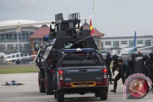 Perwakilan Asing Apresiasi Penanggulangan Aksi Terorisme di Bali